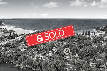 Recently Sold 45 Cape Three Points Road, Avoca Beach, 2251, New South Wales