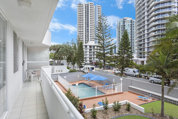 Recently Sold 7 'Carlton' 4 Clifford Street, Surfers Paradise, 4217, Queensland