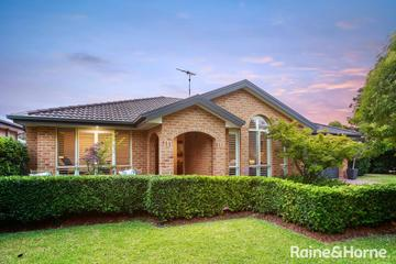 Recently Sold 26 Park Ridge Circuit, Kellyville, 2155, New South Wales