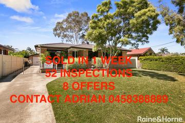 Recently Sold 150 Fitzwilliam Road, Toongabbie, 2146, New South Wales