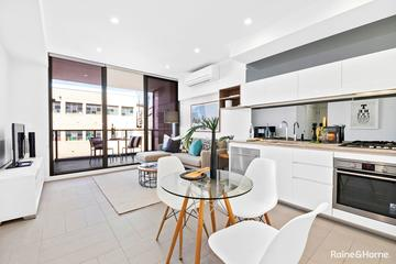 Recently Sold 313/850 Bourke Street, Waterloo, 2017, New South Wales