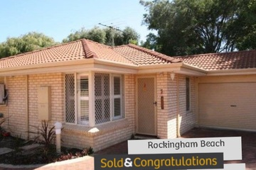 Recently Sold 5/66 Kent Street, Rockingham, 6168, Western Australia