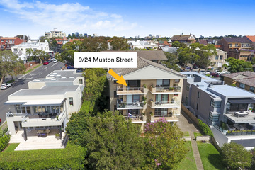 Recently Sold 9/24 Muston Street, Mosman, 2088, New South Wales