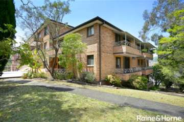 Recently Sold 2/82-84 HUNTER STREET, Hornsby, 2077, New South Wales