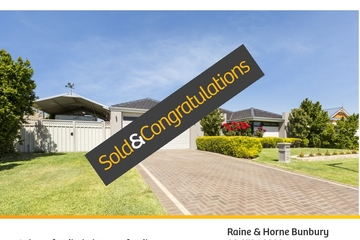 Recently Sold 29 Grandite Fairway, Australind, 6233, Western Australia