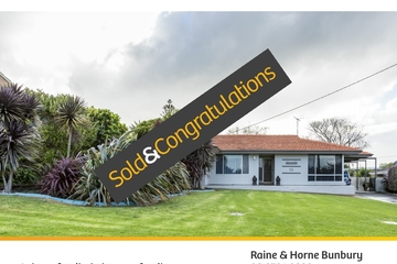 Recently Sold 13 Fern Street, South Bunbury, 6230, Western Australia