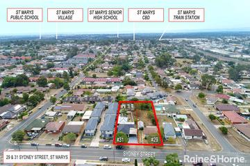 Recently Sold 29-31 Sydney Street, St Marys, 2760, New South Wales