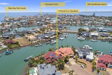 Recently Sold 9 Kinsail Court, Raby Bay, 4163, Queensland