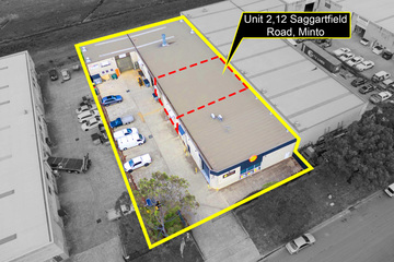 Recently Sold Unit 2/12 Saggart Field Road, Minto, 2566, New South Wales