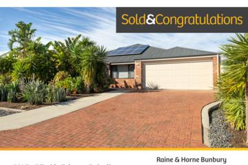 Recently Sold 7 Tonkin Fairway, Dalyellup, 6230, Western Australia