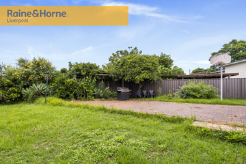Recently Sold 42 Grove Street, Casula, 2170, New South Wales