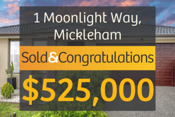 Recently Sold 1 Moonlight Way, Mickleham, 3064, Victoria