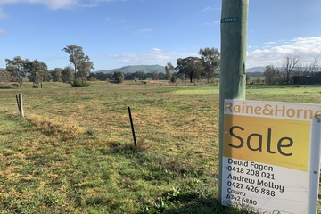 Recently Sold Lot 101 Deboyne Street, Koorawatha, 2807, New South Wales