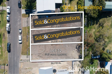 Recently Sold Lot 32, 30 Thomas Street, Dudley, 2290, New South Wales