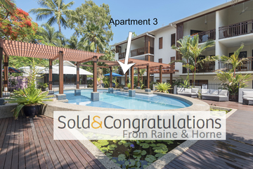 Recently Sold 3/47-49 Davidson Street, Port Douglas, 4877, Queensland