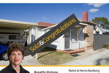 Recently Sold 5 Boyalla Street, Carey Park, 6230, Western Australia