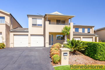 Recently Sold 25 Thomas Francis Way, Rouse Hill, 2155, New South Wales