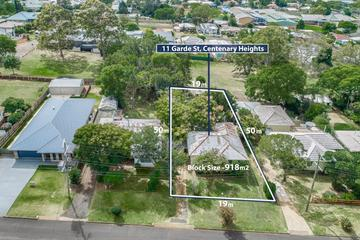 Recently Sold 11 Garde Street, Centenary Heights, 4350, Queensland
