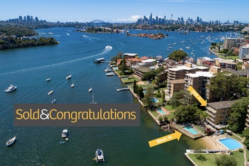 Recently Sold 4/16 Wolseley Street, Drummoyne, 2047, New South Wales