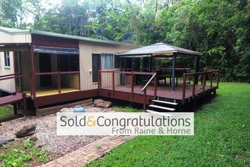 Recently Sold 43 Silkwood Road Cow Bay, Daintree, 4873, Queensland