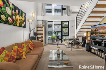 Recently Sold 405/1 Poplar Street, Surry Hills, 2010, New South Wales