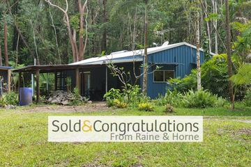 Recently Sold 65 Thornton Peak Drive, Daintree, 4873, Queensland