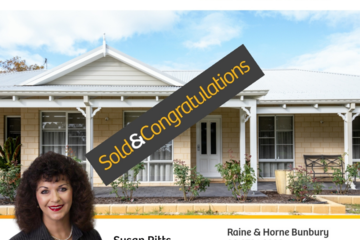 Recently Sold 8 McTaggart Road, Capel, 6271, Western Australia