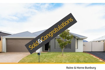 Recently Sold 6 Kensington Lane, Australind, 6233, Western Australia