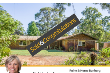 Recently Sold 11 GREENDALE PLACE, Gelorup, 6230, Western Australia