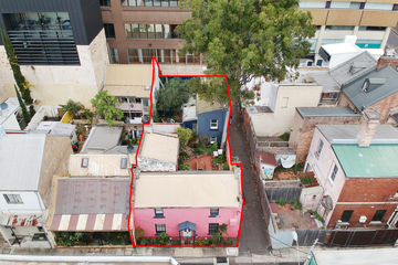 Recently Sold 3 Corfu Street & 10 William Lane, Woolloomooloo, 2011, New South Wales