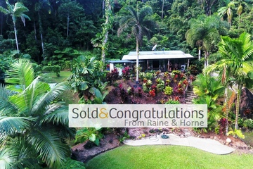 Recently Sold 21 Zena Close, CAPE TRIBULATION, Daintree, 4873, Queensland