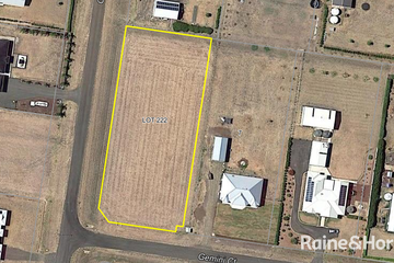 Recently Sold LOT 222 GEMINI COURT, Dalby, 4405, Queensland