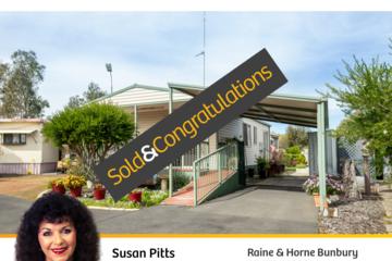 Recently Sold 67/5 Pratt Road, Eaton, 6232, Western Australia