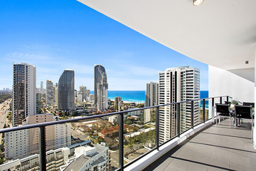 Recently Sold 2601/22 Surf Parade, Broadbeach, 4218, Queensland