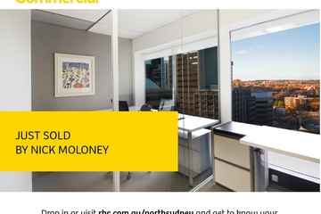 Recently Sold 604/83 Mount Street, North Sydney, 2060, New South Wales
