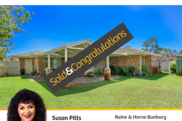 Recently Sold 5 Wenn Court, South Bunbury, 6230, Western Australia