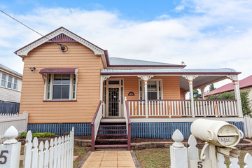 Recently Sold 5 Vacy Street, Newtown, 4350, Queensland