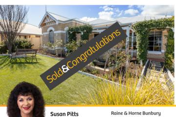 Recently Sold 9 Maria Court, Australind, 6233, Western Australia