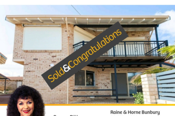 Recently Sold 6/16 Acacia Street, Bunbury, 6230, Western Australia