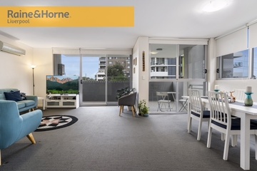 Recently Sold 9/87 Campbell Street, Liverpool, 2170, New South Wales