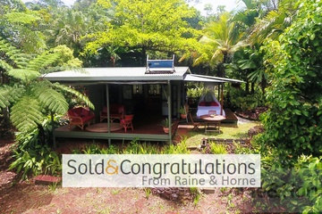 Recently Sold 57 Mahogany Road, Daintree, 4873, Queensland
