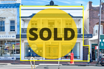 Recently Sold 1 Albion Street, Waverley, 2024, New South Wales