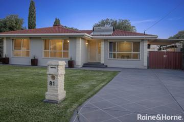 Recently Sold 81 Goddard Drive, Salisbury Park, 5109, South Australia