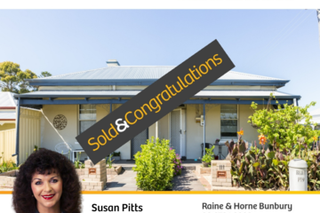 Recently Sold 111 Stirling Street, East Bunbury, 6230, Western Australia