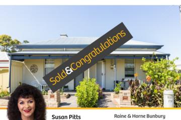 Recently Sold 111 Stirling Street, East Bunbury, 6230, Western Australia