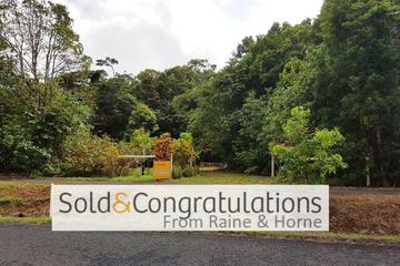 Recently Sold 227 (Lot 55) Buchanan Creek Road, Daintree, 4873, Queensland