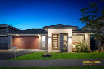 Recently Sold 57 Glenrose Boulevard, Clyde North, 3978, Victoria