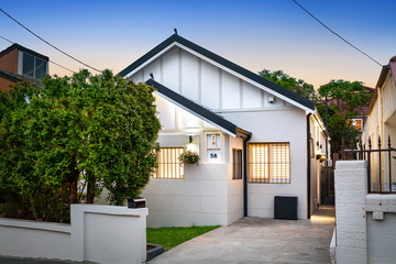 Recently Sold 58 Hill Street, Marrickville, 2204, New South Wales