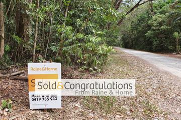 Recently Sold 189 Bloodwood Road, COW BAY, Daintree, 4873, Queensland