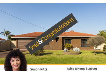 Recently Sold 11 Dwyer Street, East Bunbury, 6230, Western Australia